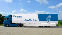 Krone Safeliner semi-trailer protection