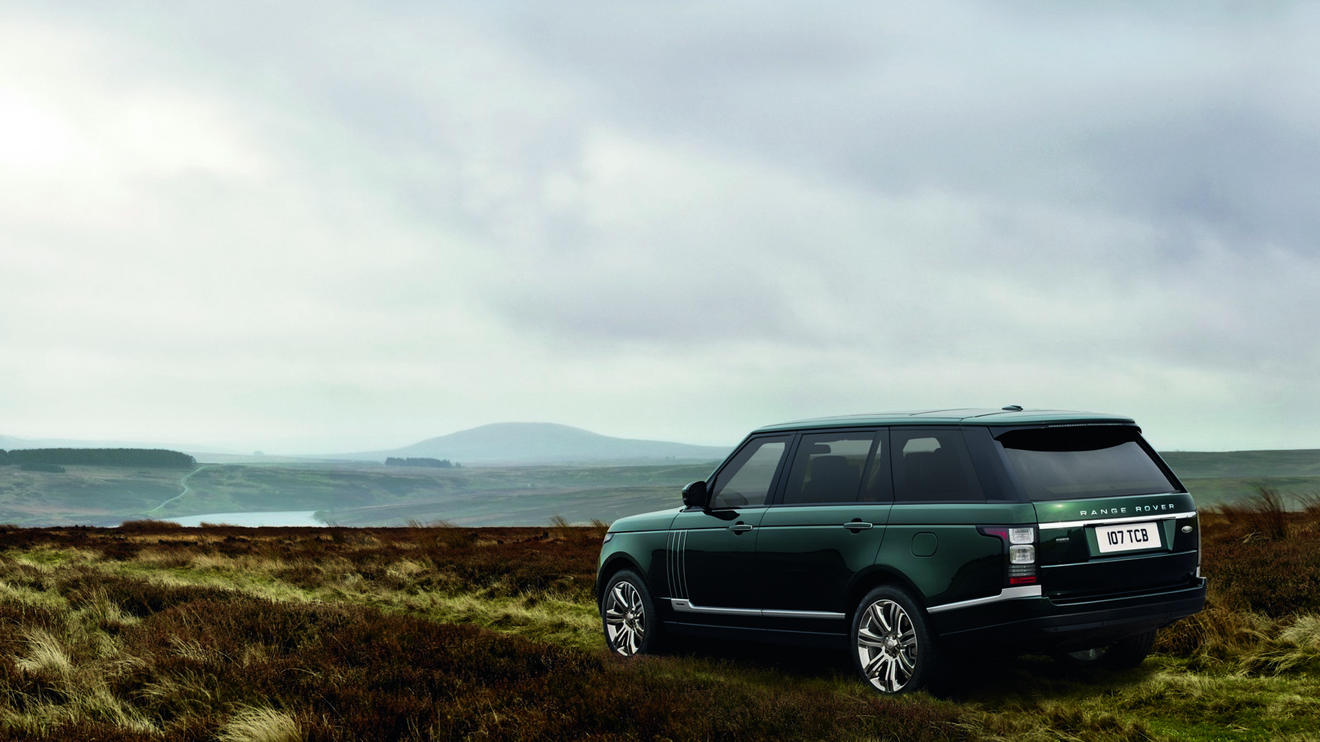 Шикарный Range Rover Holland & Holland