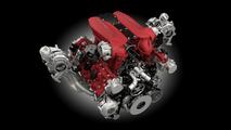 Ferrari çift turbolu V8 motoru, 2016'da Yılın Motoru ödülünü kaptı