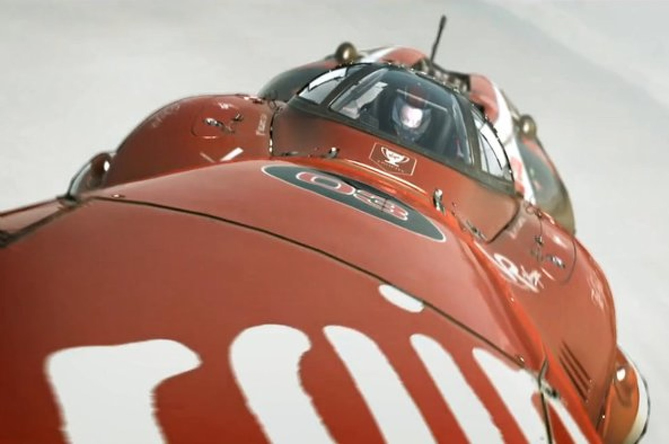 'Shogun Tango' Mini-Movie Previews Sci-Future of Bonneville Racing