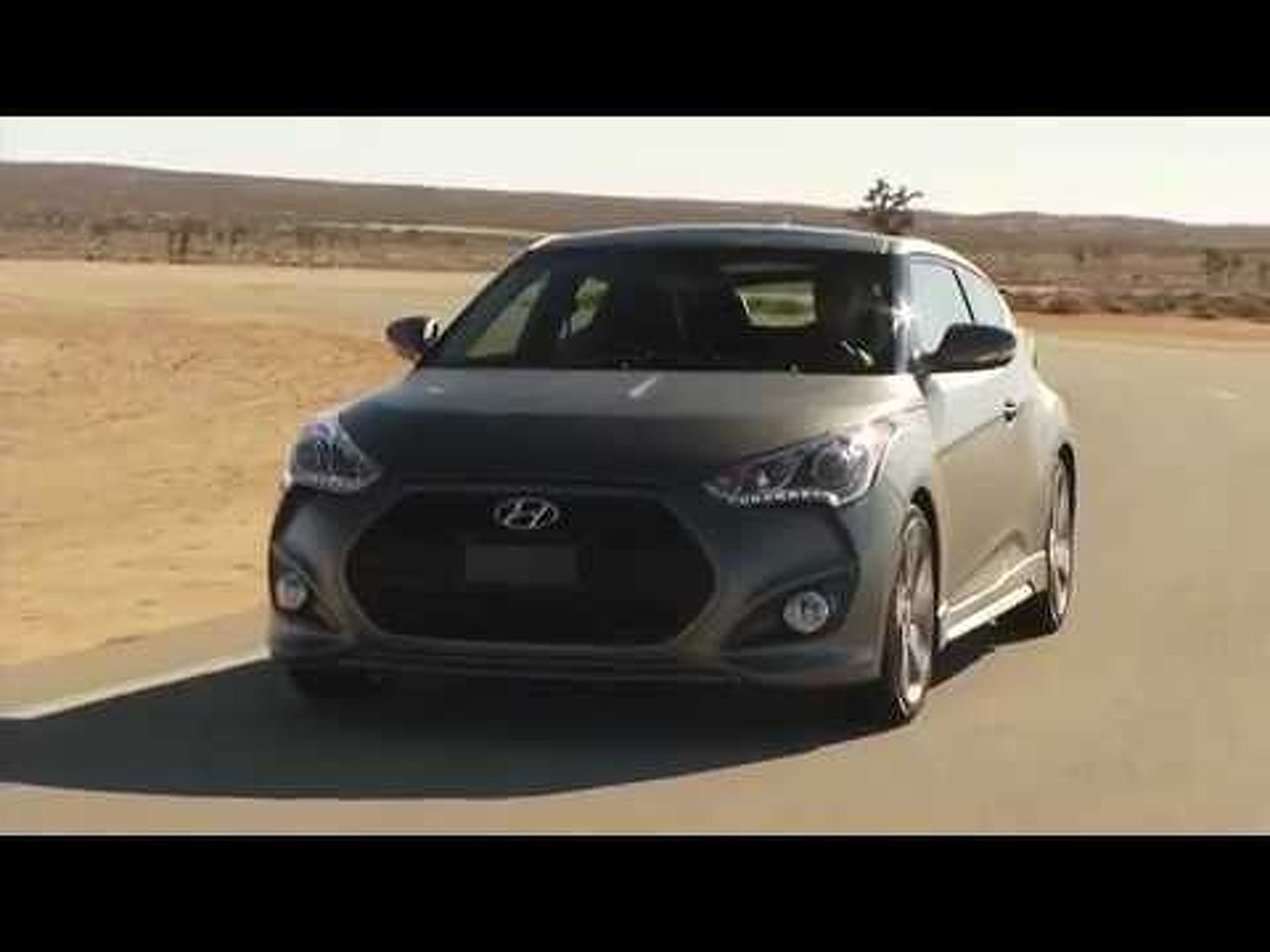 2013 Hyundai Veloster Turbo B-Roll