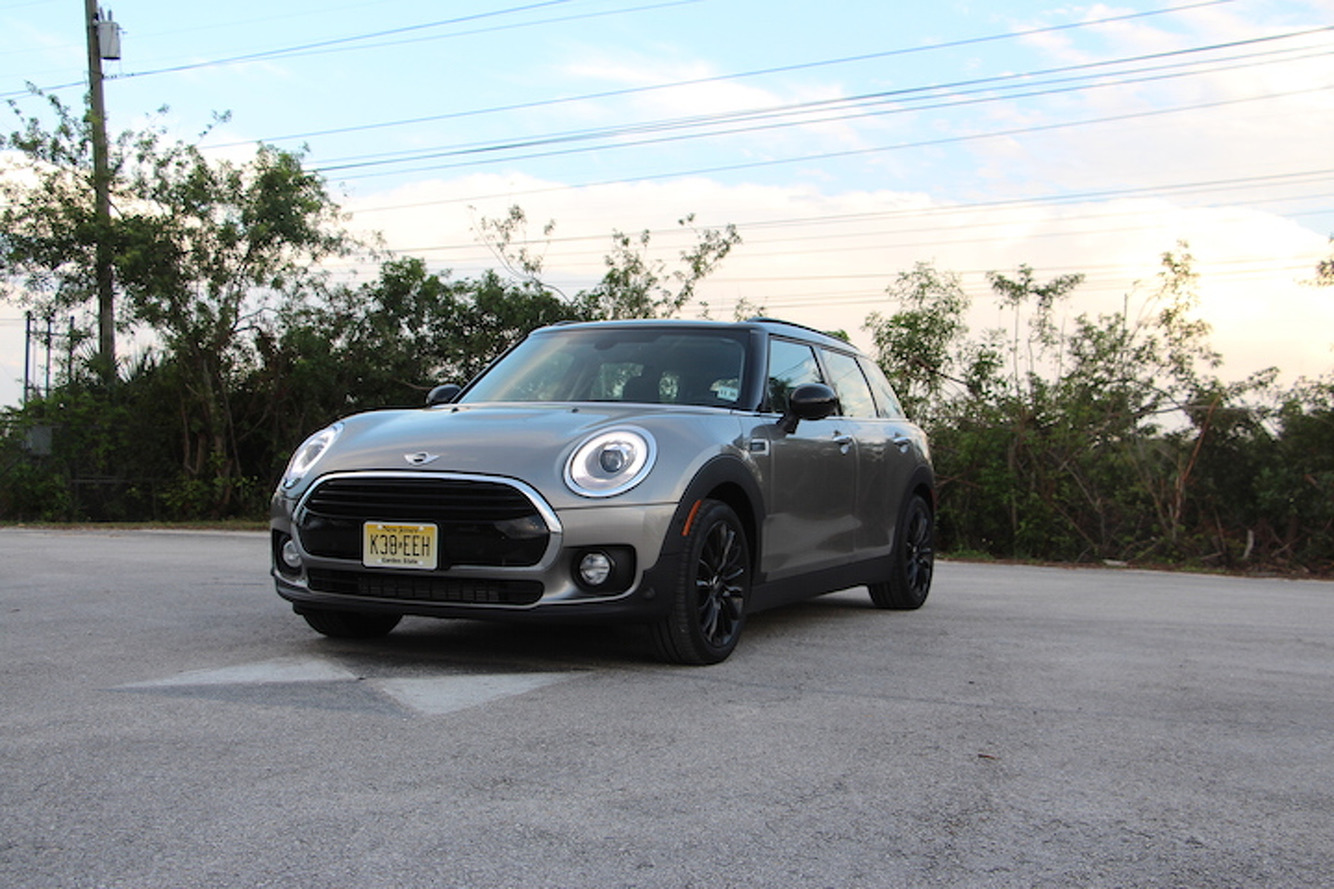 Bigger is Better in the Case of the Mini Clubman: Review