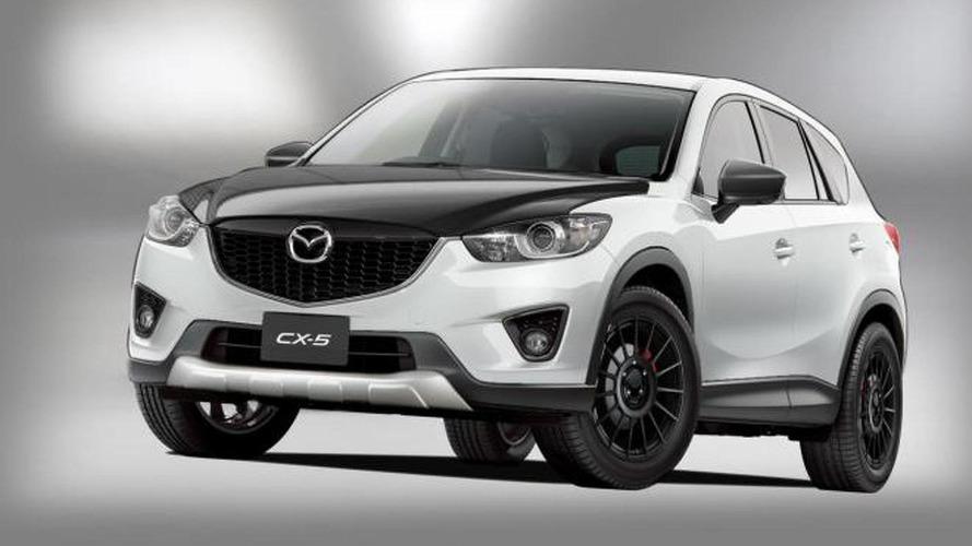 Mazda announces six models for the Tokyo Auto Salon