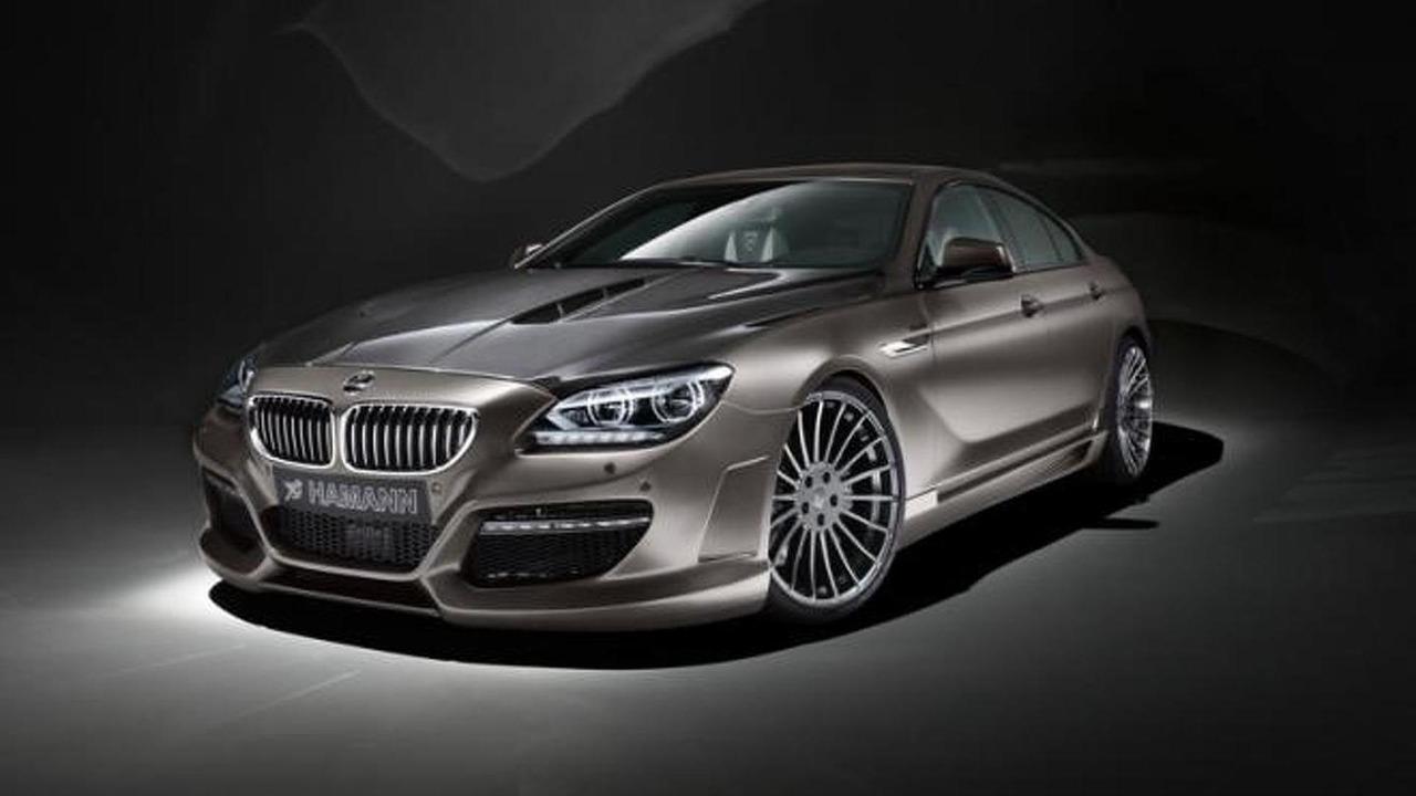 BMW 6-Series GranCoupe by Hamann