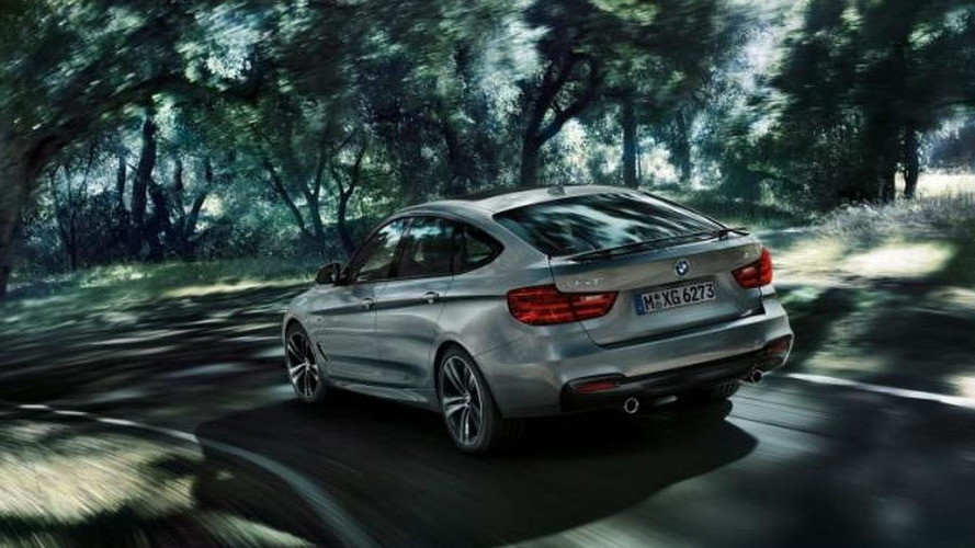 Official 2013 BMW 3-Series GT photos leaked [more pics added]