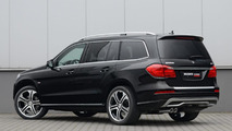 Mercedes GL-Class by Brabus 03.12.2012