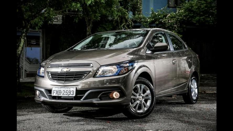 Mercado: vendas reagem em novembro e Chevrolet lidera novamente