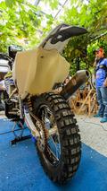 Yamaha e Ricardo Martins no Rally Dakar