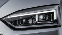 Audi mostra novos teasers do A5 Coupé 2017; estreia acontece dia 2