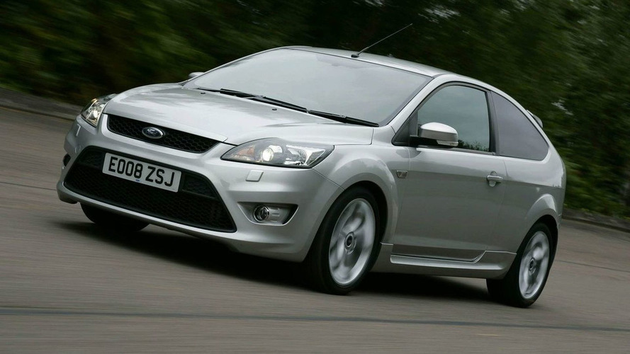 Ford Focus ST by Mountune Performance (UK)