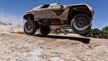 Acidente Peugeot 3008DKR