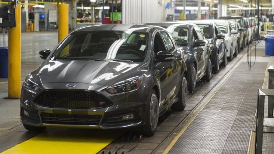 Próximo Focus deverá ser feito em super fábrica da Ford no México