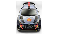 2017 Hyundai i20 WRC