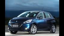 Em promoção, Peugeot oferece 208 Griffe automático a preço de manual