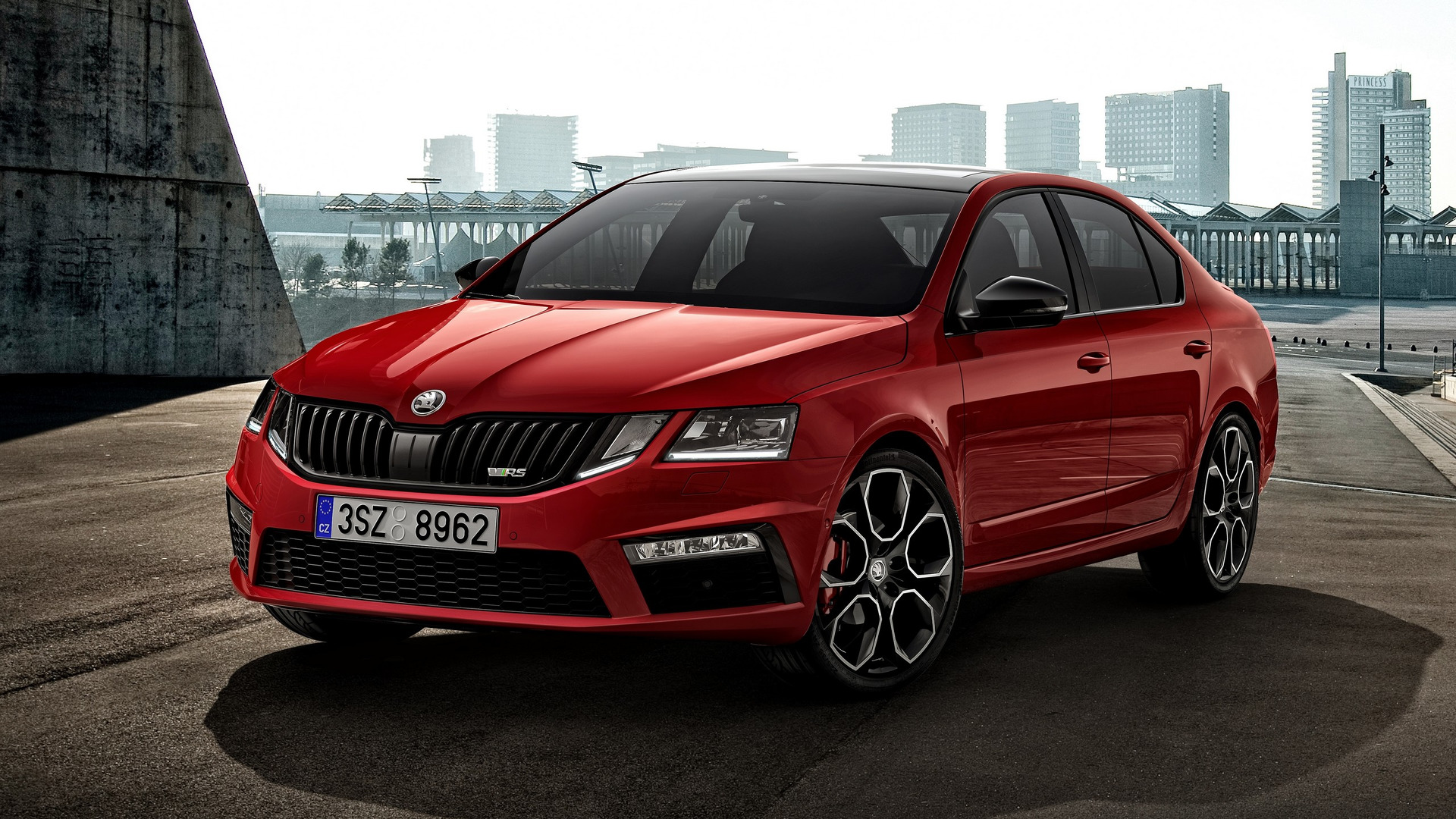 skoda octavia rs 245 is the quickest most powerful. Black Bedroom Furniture Sets. Home Design Ideas
