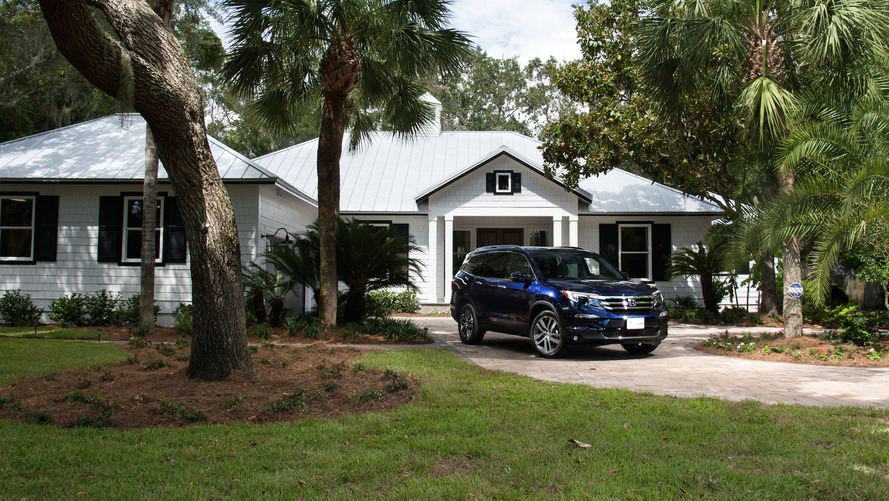 Honda Pilot HGTV Dream House 2017