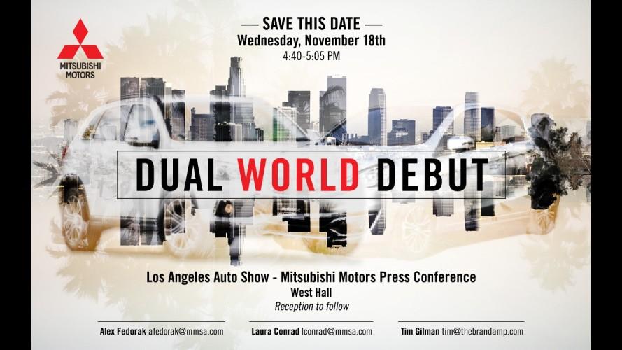 Mitsubishi confirma duas novidades para Los Angeles; facelift do ASX é aguardado