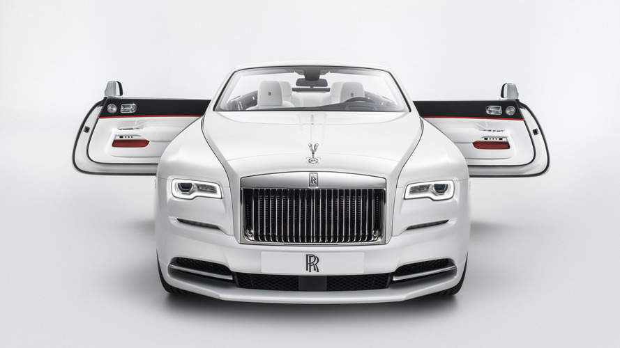 Rolls-Royce Dawn Inspired by Fashion