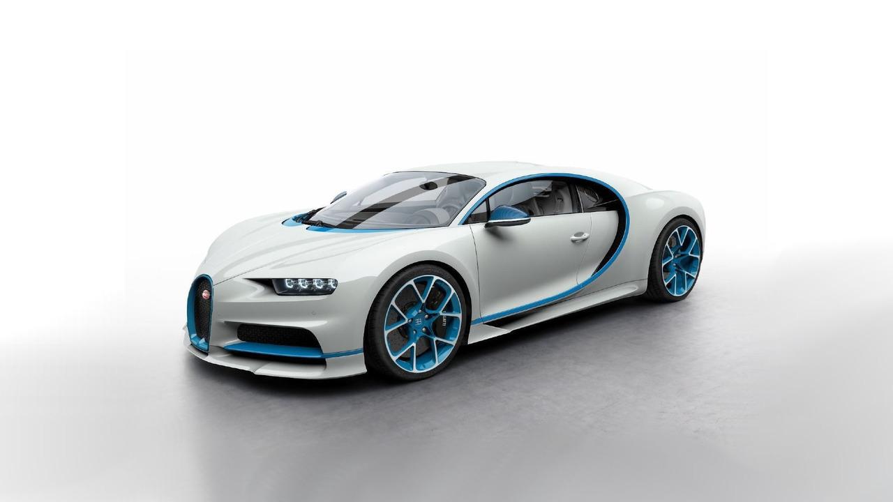 2018 Bugatti Chiron for sale | Motor1.com Photos