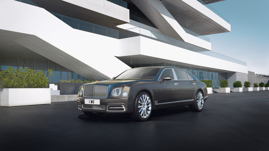 Bentley Mulsanne Hallmark Series by Mulliner