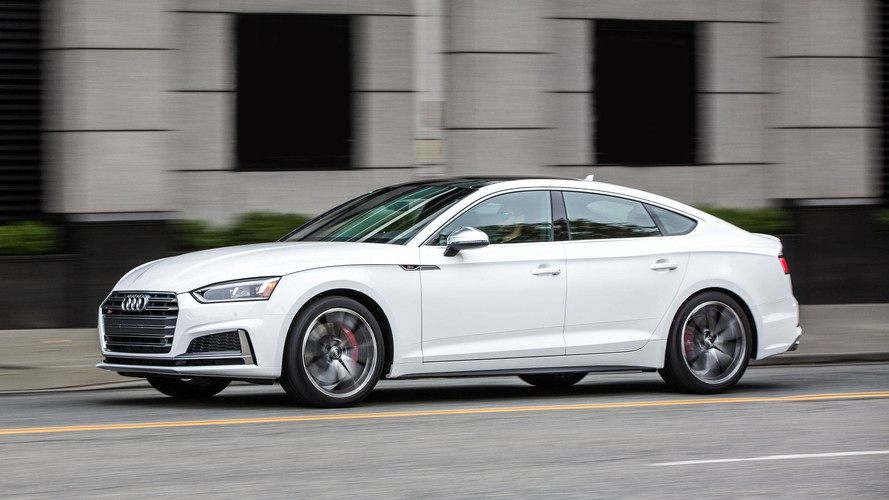 2018 Audi A5 And S5 Sportback First Drive: Hatchbacks Are Sexy Again