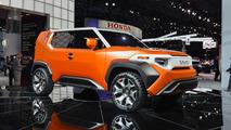 Toyota FT-4X Concept - New York 2017