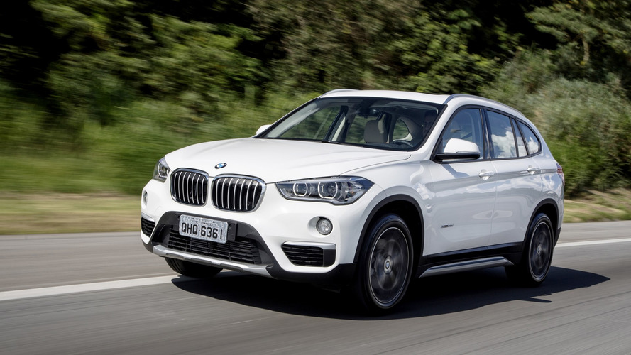 SUVs/crossovers premium – BMW X1 dispara na categoria de entrada