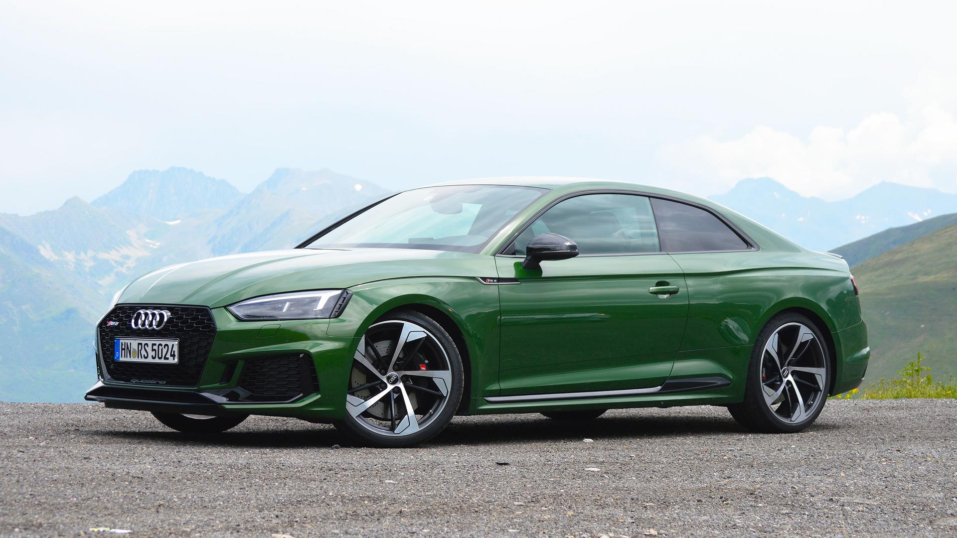 Audi Rs5 Sportback 4k 2019 Wallpapers: 2018 Audi RS5 Coupe First Drive: Fast On Every Road