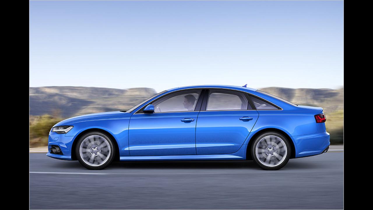 Obere Mittelklasse/Oberklasse: Audi A6