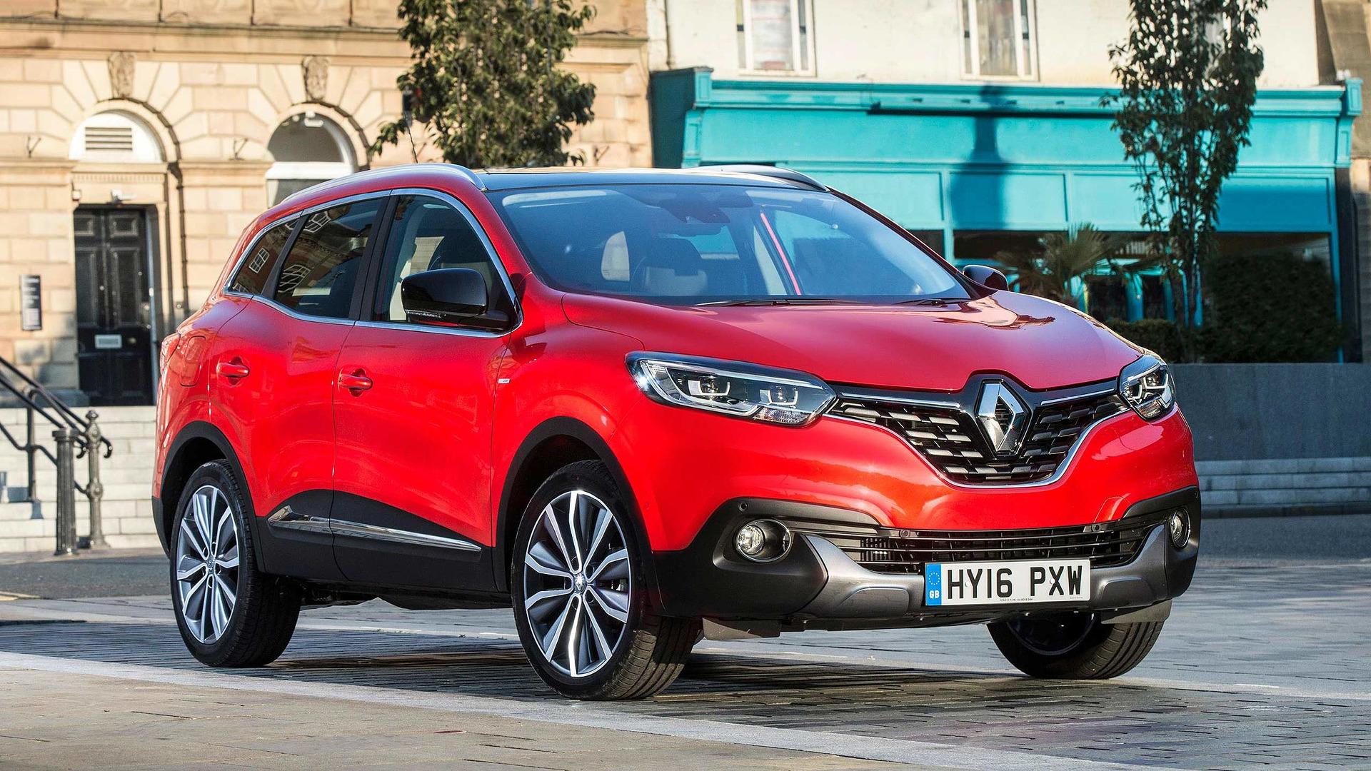 Qashqai 2018 Review >> 2017 Renault Kadjar Review