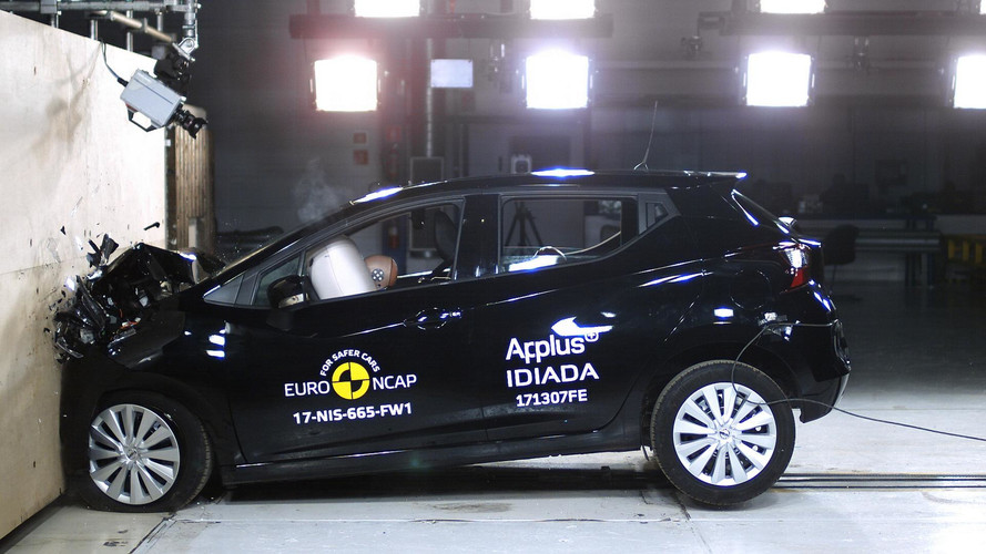 Skoda ve MINI'ye Euro NCAP'te 5 yıldız