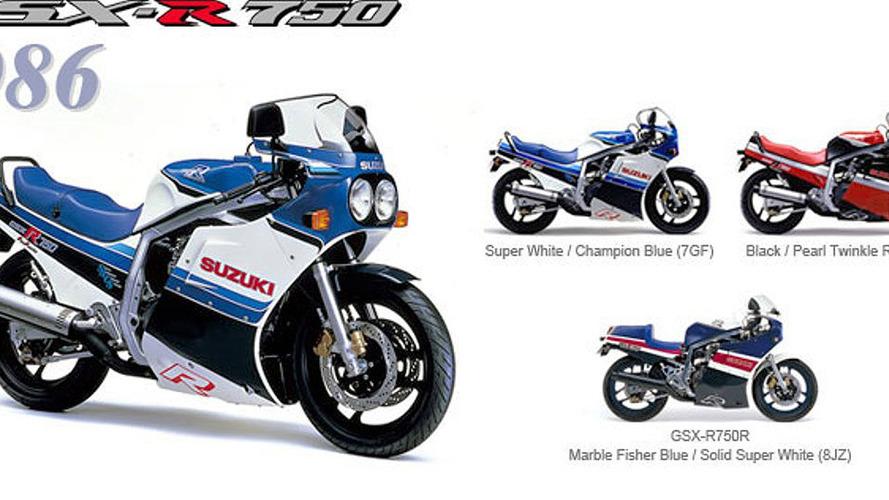Suzuki GSX, una larga historia