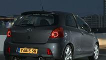 New Toyota Yaris SR
