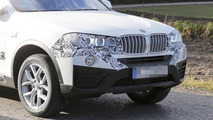 2015 BMW X4 spy photo