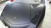 This Lamborghini Reventon Roadster replica is a decent yet futile effort
