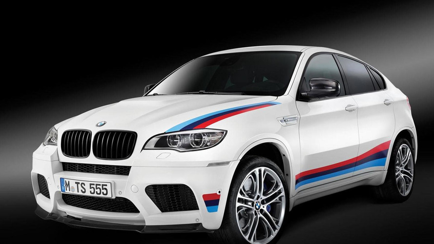 BMW X6 M Design Edition gets launched and detailed