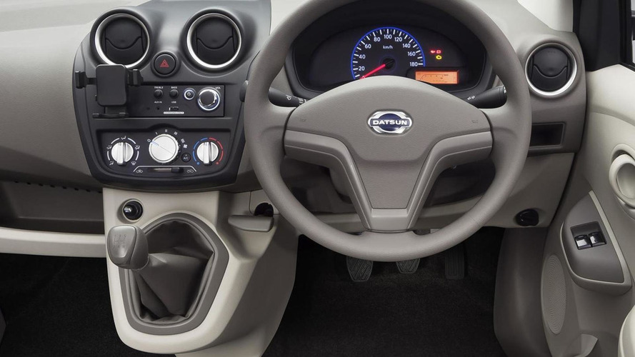 2013 Datsun GO breaks cover [video]