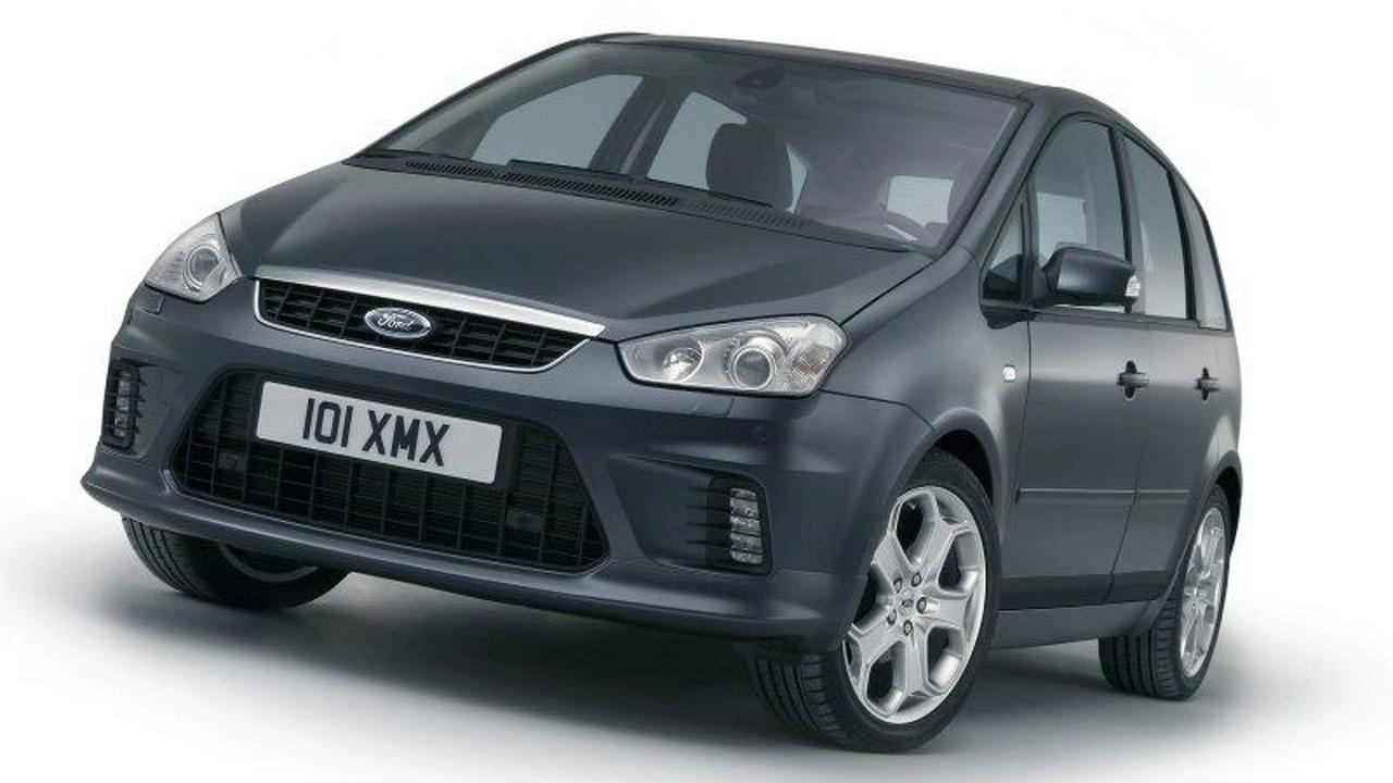Ford Focus C-Max Facelift