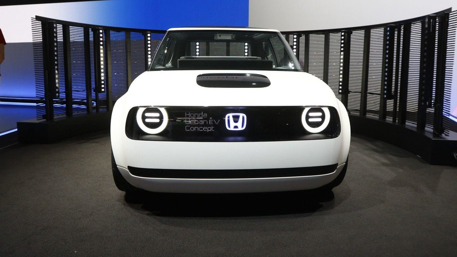 Honda's Urban EV Concept Is A Delightful Vision Of 2019