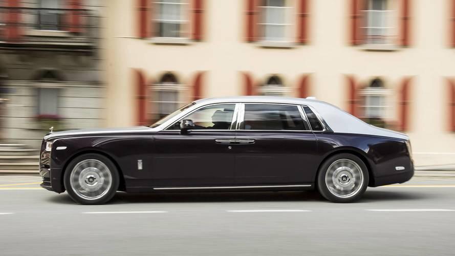 Rolls-Royce prepares all-electric Phantom