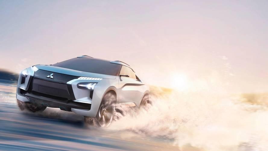 Mitsubishi e-Evolution Concept, línea a seguir