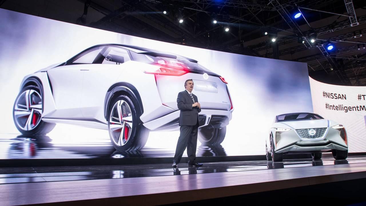 2017 Nissan IMx concept