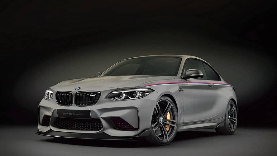 BMW M2 Competition 410 bg gücünde mi olacak?