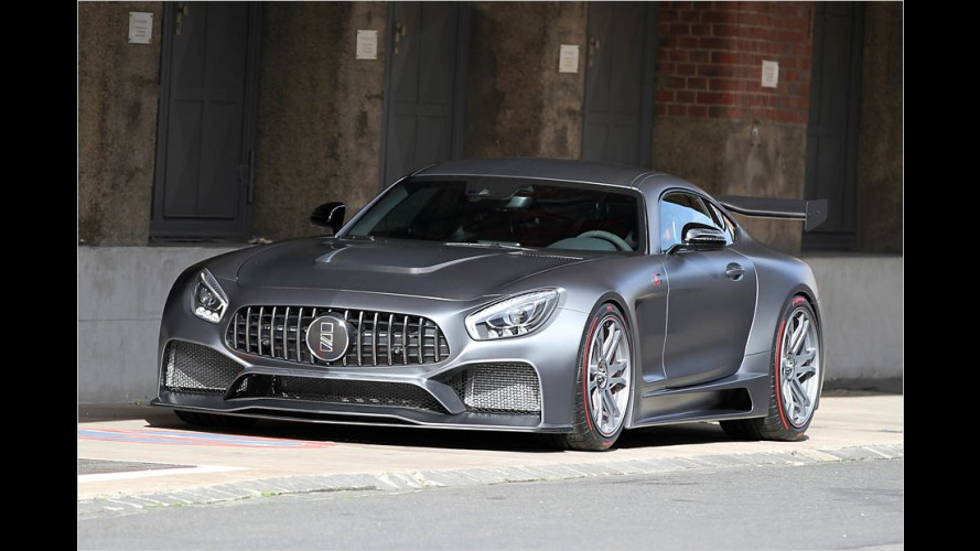 IMSA RXR One: Der Monster-Mercedes