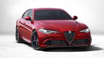 Alfa Romeo Giulia 2017 Quadrifoglio Verde