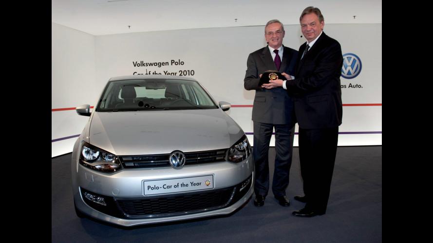 Volkswagen Polo ha ricevuto il premio