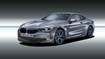 BMW 8 Series Renderings