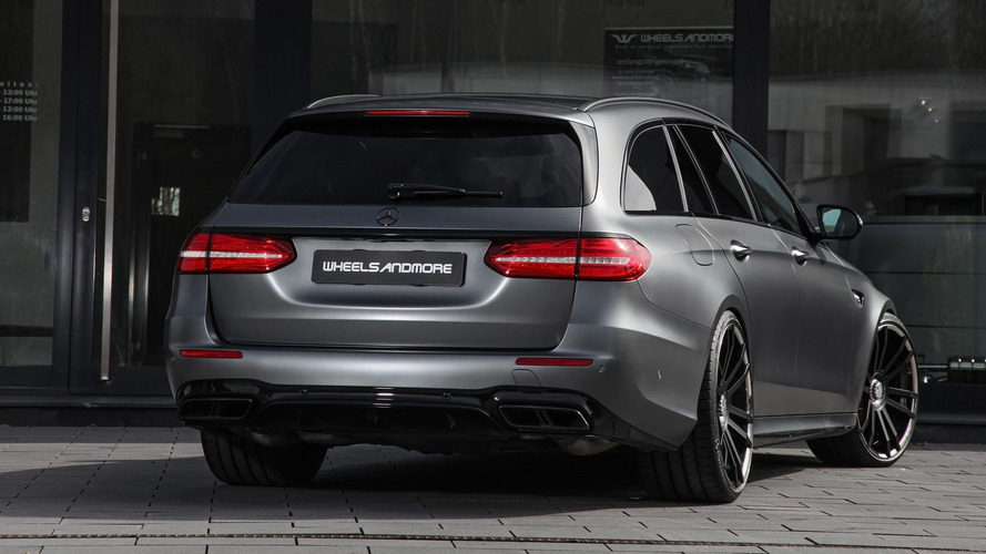 Mercedes-AMG E 63 S Estate par Wheelsandmore