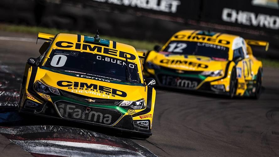 Chevrolet anuncia parceria com Cimed e quer marcas na Stock Car