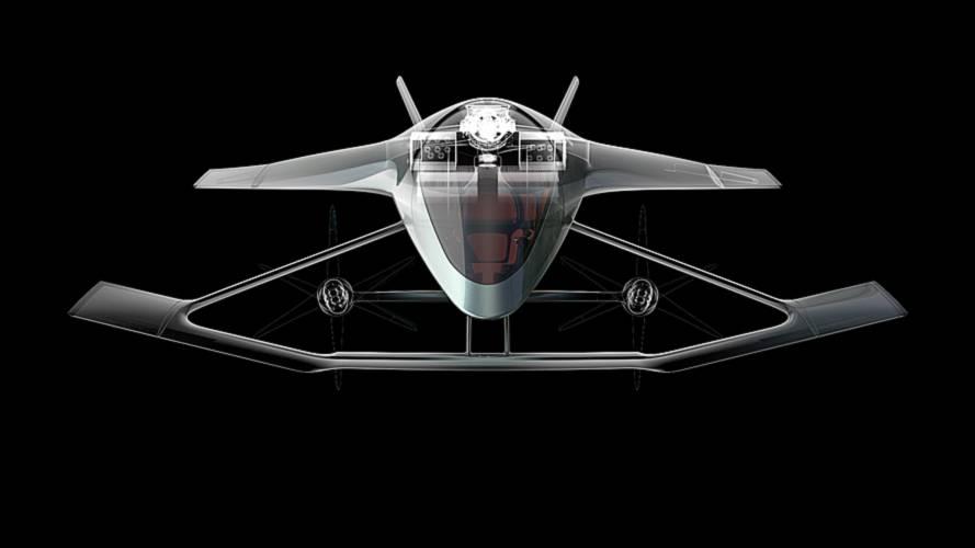 Aston Martin yeni konseptiyle gökyüzünü hedefliyor